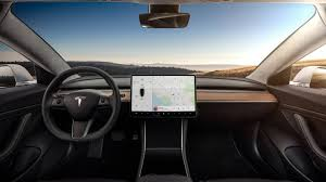 check out the tesla model 3 u0027s spacious interior the drive