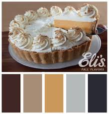 16 best cheesecake color schemes images on pinterest color
