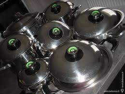 batterie de cuisine amc achetez batterie de cuisine occasion annonce vente à ambronay 01