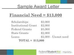 financial aid 101 webinar