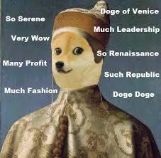 The Doge Meme - doge dog meme lazer horse
