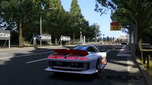mitsubishi supercar concept 1989 mitsubishi hsr ii concept