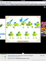 87 monster university images disney movies