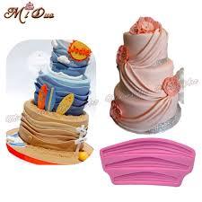 cake ribbon classic swag cake border fondant cake molds chocolate mold damask