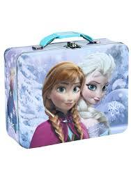 frozen embossed anna u0026 elsa lunch box