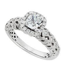 Vintage Wedding Rings by Vintage Inspired Engagement Rings Ben Bridge Jeweler
