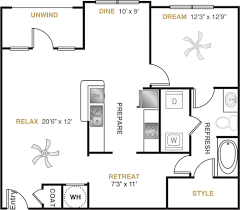 apartment condo floor plans 1 bedroom 2 bedroom 3 bedroom and