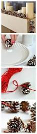 How To Make Christmas Decorations At Home Best 25 Indoor Christmas Decorations Ideas On Pinterest Diy