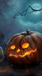 halloween mobile wallpaper horror lights happy halloween pumpkins colors wallpaper 17106
