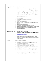 Creative Catering Sales Manager Resume Samples For Job Seekers Best  Associate In Applied Science Lewesmr