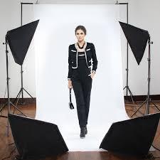 studio lighting equipment for portrait photography indoor photography soft box lighting kit 4pcs 50x70cm softboxes 2pcs
