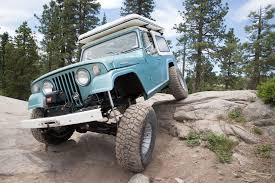 jeep commando custom 1970 jeep jeepster commando offroad 4x4 custom truck wallpaper