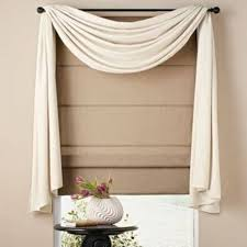 Bathroom Window Curtain by Home Design And Decor Pretty Window Scarf Ideas White Valance