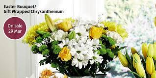 flowers uk easter flowers aldi uk