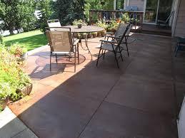 decorative concrete patios minneapolis stamped concrete acid