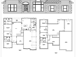 design ideas 45 simple blueprint homes floor plans