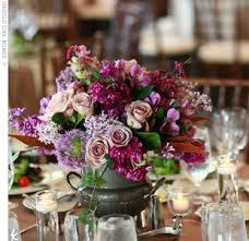 Purple Flowers Centerpieces by 84 Best Vintage Wedding Centerpieces U0026 Flowers Images On Pinterest