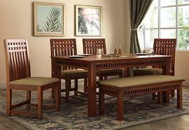 six seater dining table 6 seater dining table online six seater dining table set india