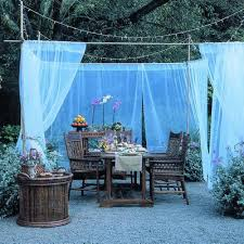 Outdoor Privacy Curtains Well Suited Cabana Curtains Diy Newlyweds Home Decorating Ideas