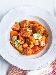ricardo cuisine mijoteuse légumes et boulettes de saucisse à la mijoteuse ricardo