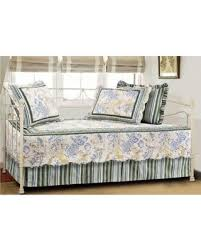 new savings on coral coastal quilted reversible daybed bedding set