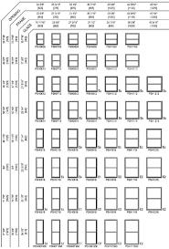 Awning Window Symbol Windows U0026 Door Sizes U0026 Shapes Golden Windows