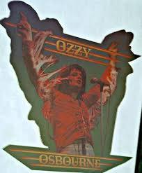 ozzy osbourne 70s vintage t shirt iron on transfer original