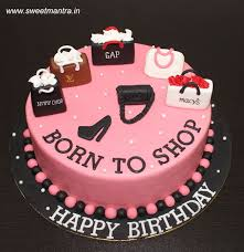 theme cakes born to shop theme customized designer fondant cake with 3d