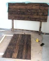 Easy Headboard Ideas How To Build A Wood Headboard U2013 Pixedit Me