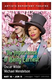 the importance of being earnest artists repertory theatre by