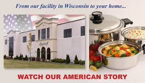 kitchen craft american made waterless waterfree cookware