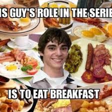 walter white jr meme s breakfast role on breaking bad