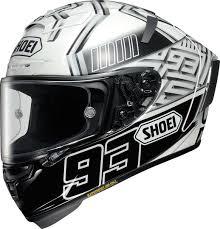 shoei motocross helmets shoei x spirit iii marquez 4 tc 6 motorcycle helmet helmets