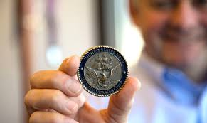 Challenge Vice The Stories Challenge Coins The Official Uso