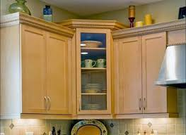 Kitchen Cabinet Trim Molding Charming Adding Trim To Flat Panel Cabinet Doors 106 Add Trim To
