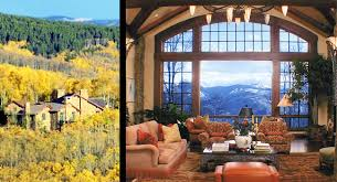 mountain homes interiors colorado mountain living meg jonsen interior planning design