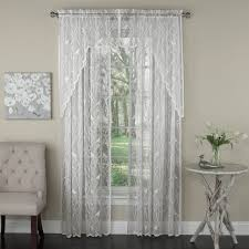 Shower Curtains Jcpenney Curtain Curtain Lace Curtains Panel White And Valances