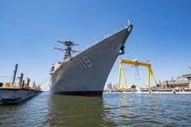 build a navy 355 ship navy could take more than three decades to build acting