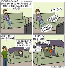 Blanket Fort Meme - responsible adult http ift tt 2gydpq4 awsome pinterest funny