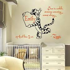 Baby Monogram Wall Decor Wall Decals Quote Once In Awhile Someone Amazing Comes Along And