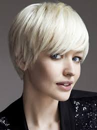 woman with short hair very short haircuts with bangs for women short hairstyles 2016