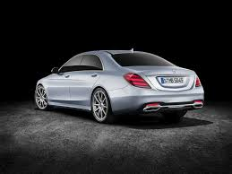 mercedes car mercedes reveals refreshed s class more potent s63 amg the