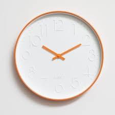 Scandinavian Wall Clock Termurah American Country Scandinavian Creative Simple Wall Clock