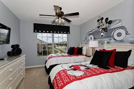 Mickey And Minnie Bedroom Ideas Bedroom Small Mickey Mouse Bedroom Ideas Wih White Bed Also