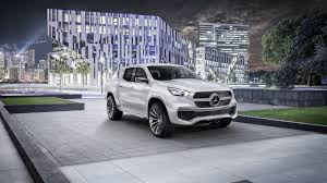 mercedes pickup wallpaper mercedes benz x class pickup truck concept cars 2017