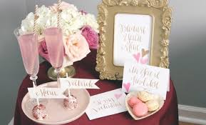 unique bridal shower ideas new and creative bridal shower ideas