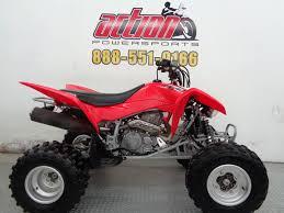 used 2014 honda trx 400x atvs in tulsa ok stock number 500380