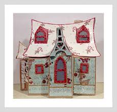 house gift large glitter house house gift box centerpiece christmas village