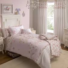 Dunelm Mill Duvets Dorma Woodland Pink Duvet Cover And Pillowcase Set Dunelm