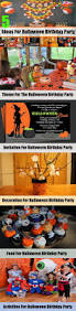 halloween themed birthday ideas for halloween birthday party how to plan perfect halloween